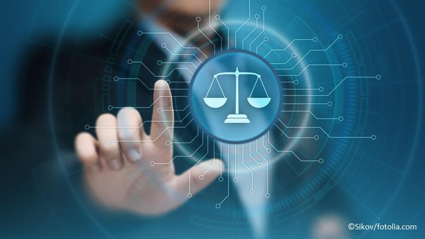 E-Akte vor Gericht - Versand von Akten