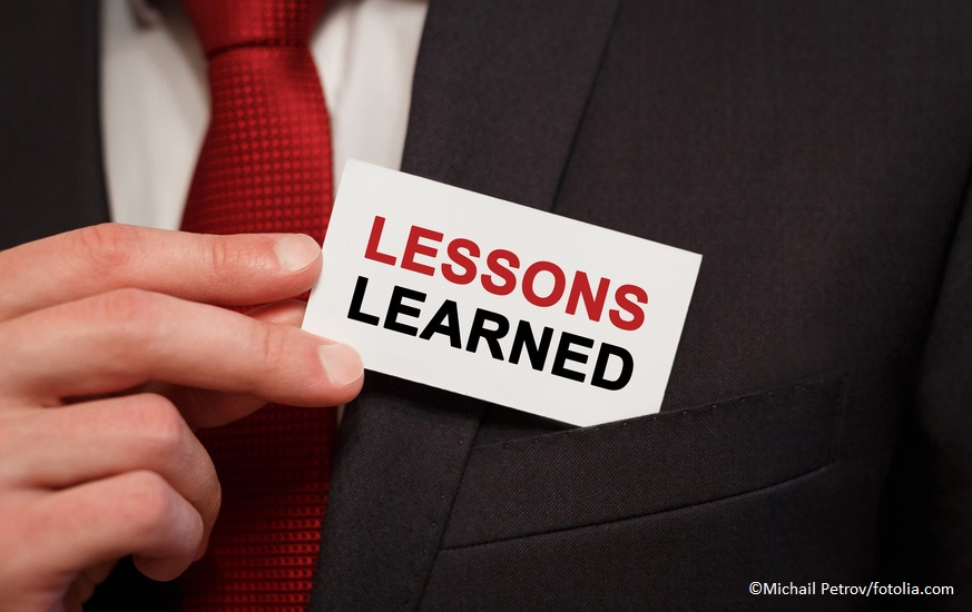 E-Akte - Lessons learned